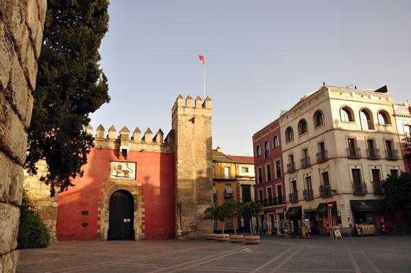 Pesona Andalusia (3): Semalam diSevilla